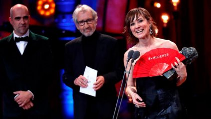 Premios Goya: feminismo estético y silencio ante la represión