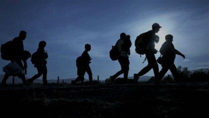 Perder la vida en la frontera: aumentó el número de muertes de migrantes en 2017