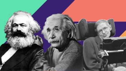 14 de Marzo: reflexionar la ciencia en la sociedad desde Hawking, Einstein y ¿Marx?