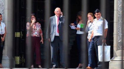 Perú: luego de la renuncia de Kuczynski se prepara el juramento del nuevo presidente