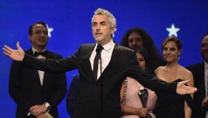 Critic's Choice Awards 2019: Roma obtiene premio a la mejor película