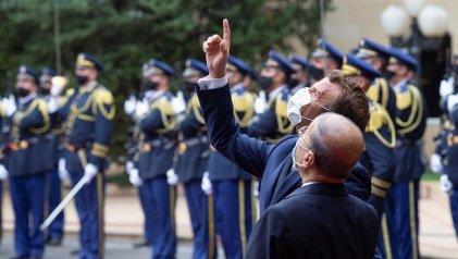 Macron presiona en el Líbano por un nuevo Gobierno y reformas aceleradas