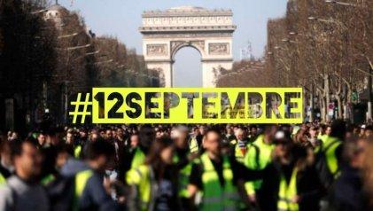 Los chalecos amarillos llaman a retomar las calles ante la crisis en Francia