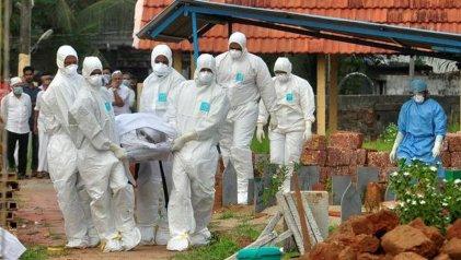 India: preocupa un virus mucho más letal que el Covid-19