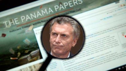 Un Delgado cordón molesta a Macri