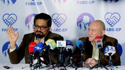Las FARC anuncian que se convertirán en partido político desde el 1º de septiembre