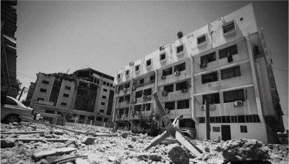 """""""Un alto el fuego no es suficiente"""": entrevista con un enfermero palestino"""