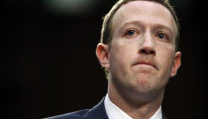 Hundimiento de las acciones de Facebook: la empresa perdió USD 7.000 millones en dos horas