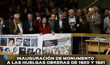 Río Gallegos: duro cuestionamiento al discurso oficial y la memoria de la huelga de 1921