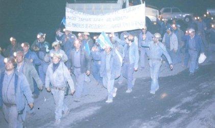 Río Turbio: relatos y reflexiones a 26 años de la toma de mina de 1994