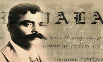 Emiliano Zapata y el Plan de Ayala