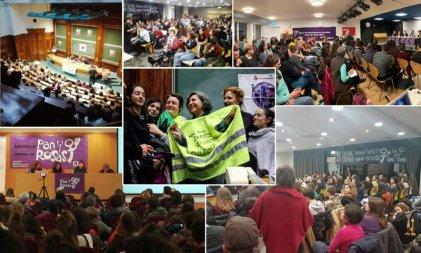 Cerca de 2.000 personas en las charlas de la gira europea de Andrea D'Atri