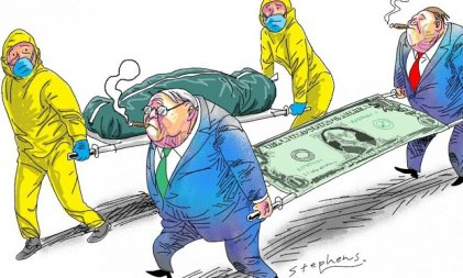 """En la """"primera línea"""" para que los capitalistas paguen la crisis pandémica y sus brutales consecuencias"""