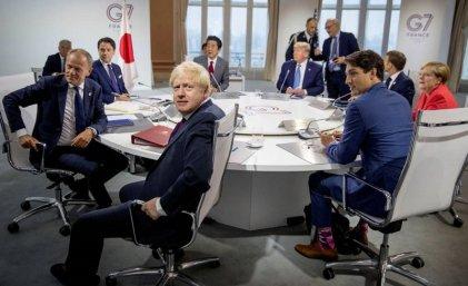 G7 en Francia: una cumbre envuelta en importantes tensiones políticas