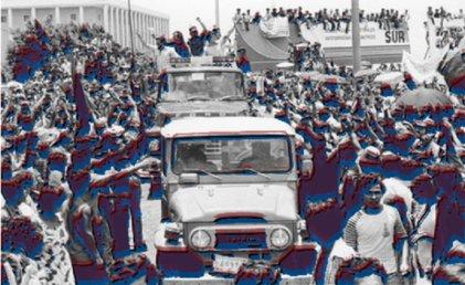 La estrategia a debate ante la revolución nicaragüense