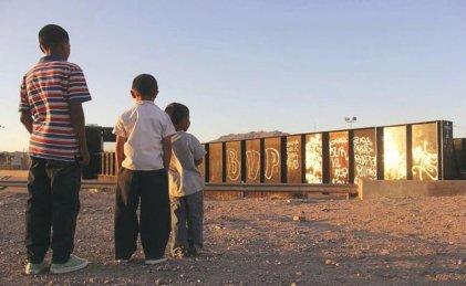 Se triplica la cifra de niños migrantes transitando por México