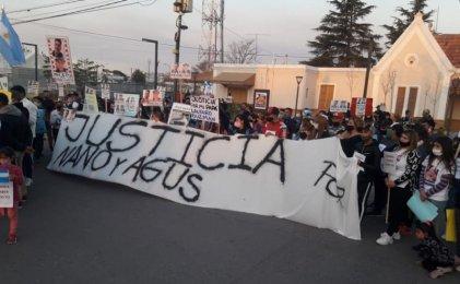 Córdoba: marcha en Jesús María exigió justicia por Nano y Agustín, muertos tras una persecución policial