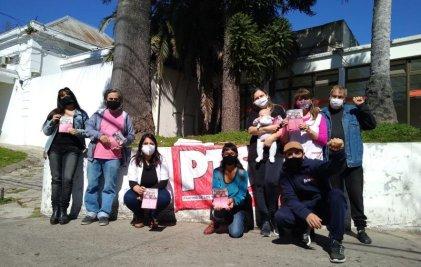 Las propuestas del FITU llegan al Hospital Petrona V. de Cordero de San Fernando