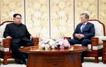 Claves de la declaración firmada por Kim Jong-un y Moon Jae-in
