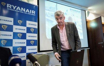 Una huelga internacional desafía la precariedad laboral de Ryanair