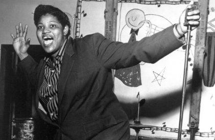 Big Mama Thornton: la mujer negra dueña de Hound Dog