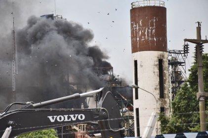 Víctima de la explosión en Cofco de Puerto San Martín denuncia destrato y abandono de ART