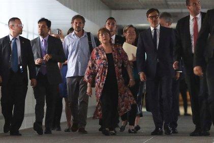 Bachelet en Venezuela: ¿cuáles son los verdaderos objetivos de su visita?