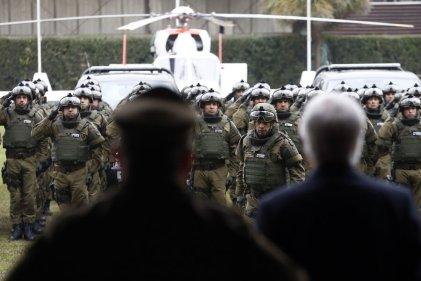 Piñera no cesa en la militarización y represión al pueblo mapuche