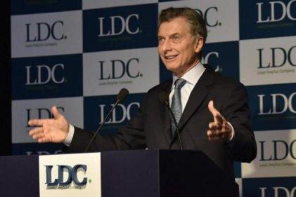Macri defiende el tarifazo y pide austeridad