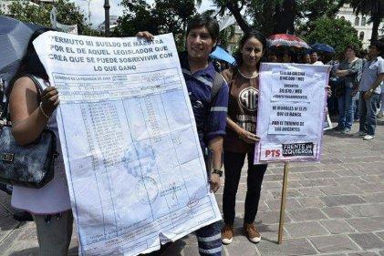 El reclamo docente en Jujuy puede triunfar