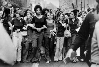 """Un hito de la segunda ola feminista: la """"Huelga de mujeres por la igualdad"""""""