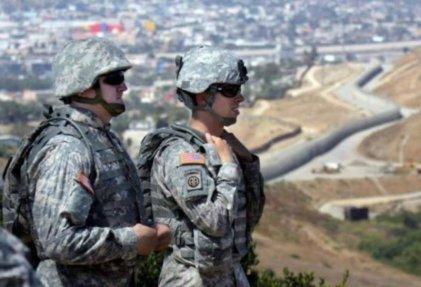 Los socialistas ante la militarización de la frontera