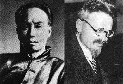 Chen Duxiu y el trotskismo chino
