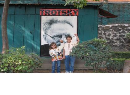 Trotsky y mis hijos
