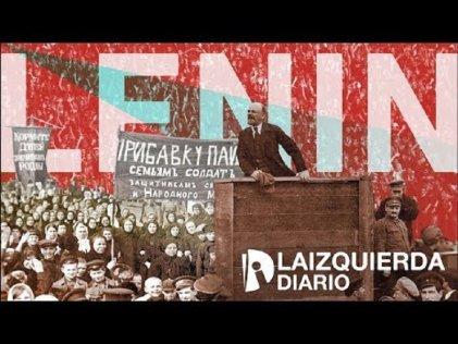 [VIDEO] Lenin: la cabeza de la revolución