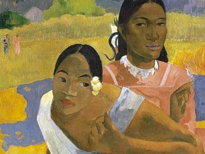 Post... impresionante: Gauguin, el más caro de la historia