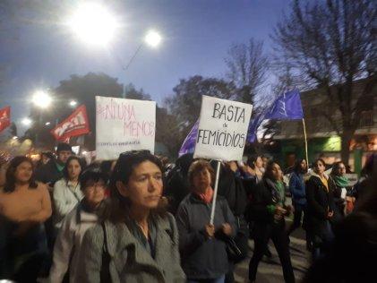 #NiUnaMenos: masiva movilización en Río Negro ante el femicidio de Cielo López