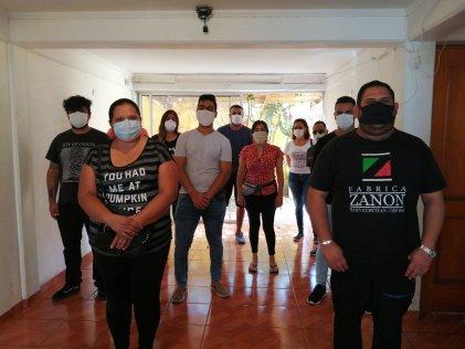 Sindicatos de Antofagasta lanzan campaña para enfrentar los despidos