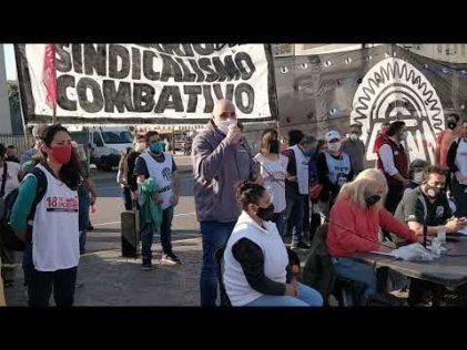 El PO y un extraño balance del Plenario del Sindicalismo Combativo