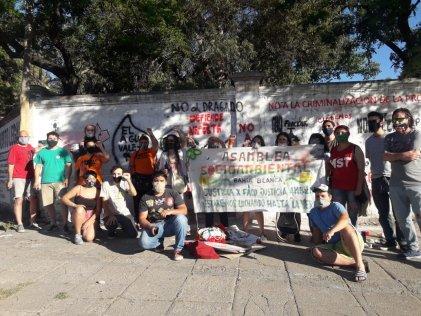 Bahía Blanca: Jornada en apoyo a activistas detenidas ilegalmente