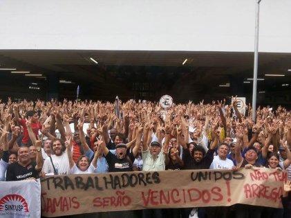 Tras 116 días, los trabajadores de la Universidad de San Pablo vencen y finalizan la huelga