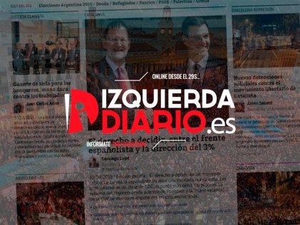 Un mes de IzquierdaDiario.es