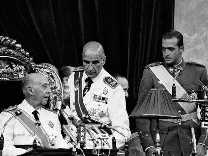 Franco ha muerto, viva el rey