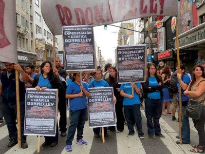 MadyGraf: firmeza obrera ante la indefinición del Senado