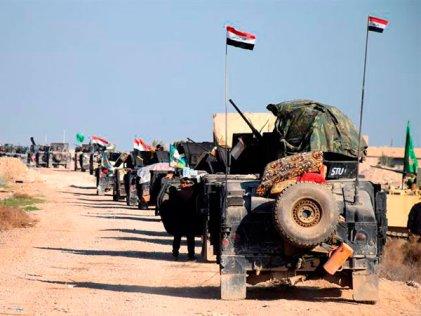 El Ejército iraquí anuncia la recuperación de Ramadi de manos del Estado Islámico