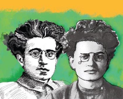 Gramsci y Trotsky en el desierto patagónico