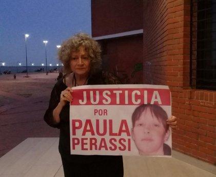 [Video] Rita Segato envió su apoyo a la familia de Paula Perassi