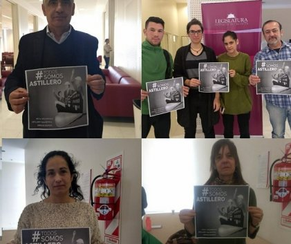Neuquén: lanzan campaña en apoyo a los y las trabajadoras de Astillero Río Santiago