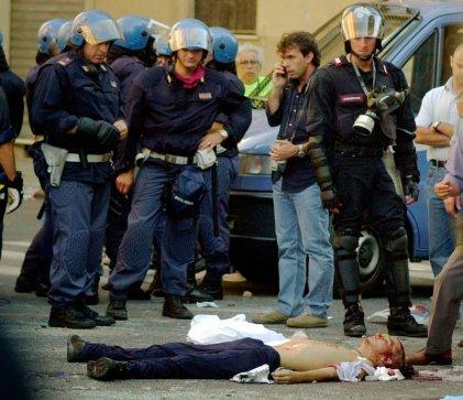 Carlo Giuliani, a catorce años de su asesinato
