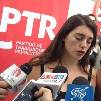 Organización trotskista de la vicepresidenta Fech se constituirá como partido político